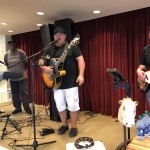 Our band, Hatley, was nothing short of amazing and brought us some true country boot scootin' tunes!