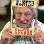 Wanted! What a face!