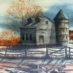 Shirley Van Oss, Old Barn Farm House