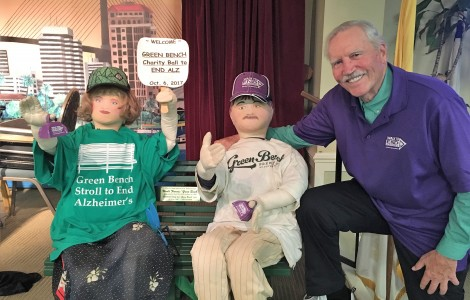 Boca Goes Green for the Cure with Former Mayor, Dick Holmes, Leading the Way