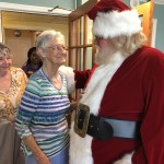 Melba was simply smitten with merry cheer