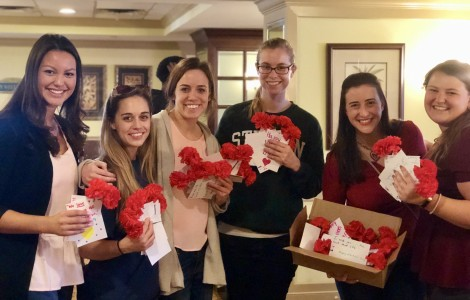 Valentine's Day Tea Party  &  Special Visit From Stetson Law Students