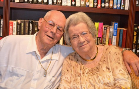 Residents Leo and Miley Perry are Enjoying Beautiful Waterfront Views and Delicious Cuisine at The Fountains