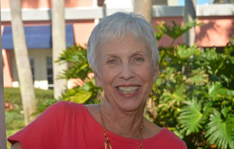 Resident Nancy Durand is Enjoying Breathtaking Views and Life-Enriching Pursuits at The Fountains