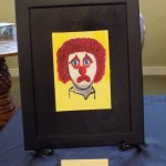 Ed Renkowicz's Clarence the Clown.