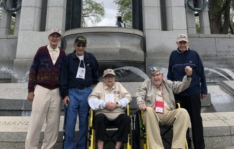 Honor Flight of West Central Florida's Mission 33