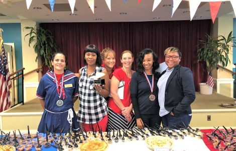 8th Annual Apple Pie in July Contest