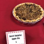 Sweet Surprise Apple Pie