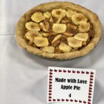Made with Love Apple Pie
