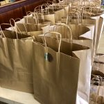 72 bags ready for delivery!