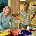 Our residents and associates working together is one of the best things about our community